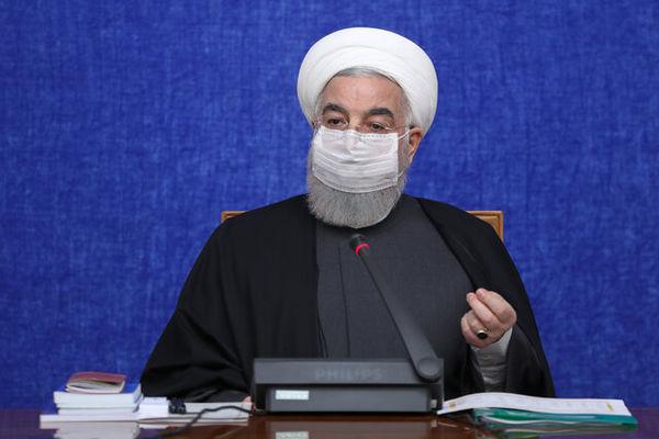 روحانی: سال ۹۹ حرف های بدون محاسبه برای تعطیلی مشاغل می زدند