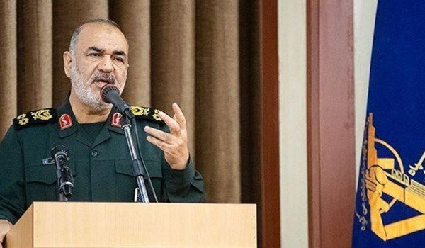 IRGC Commander: Scientific Independence Source of National Might