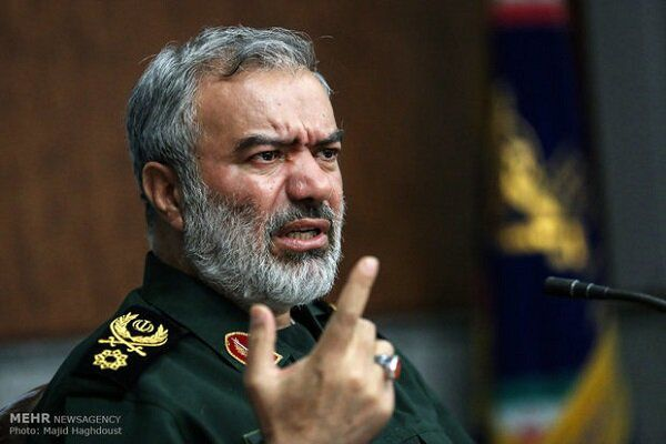 IRGC dep. chief:
