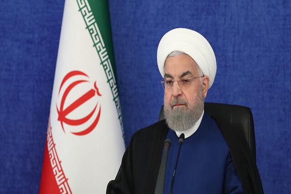 روحانی: اگر تحریمها نبود خدمات دولت به مردم چندبرابر هم میشد